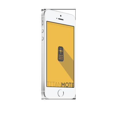 titanMote – Fernbedienung App